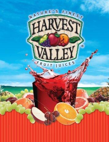 Nature's Finest Fruit Juices - Gordon Food Service