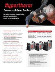 Duramax™ Robotic Torches - Rapid Welding and Industrial ...