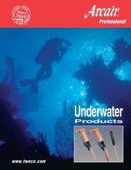 Underwater Torches - OKI Bering