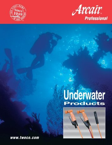 Underwater Torches - OKI Bering
