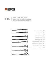 TTC Torch User Manual - Rapid Welding and Industrial Supplies Ltd