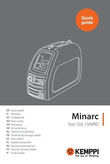 Minarc - Kemppi
