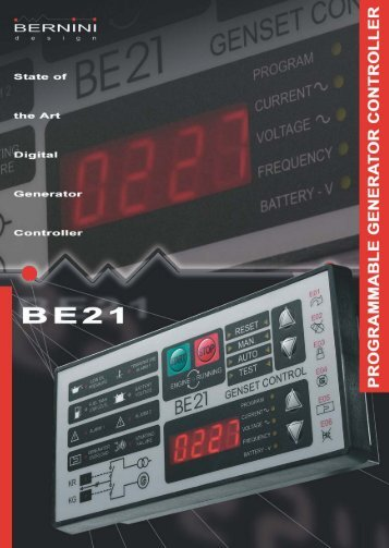 Imp. BE 21 - Power Drive Systems