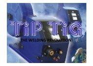 the welding revolution! - Rapid Welding and Industrial Supplies Ltd