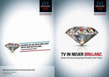 Digitales Fernsehen bei NetCologne - Die WOGEDO