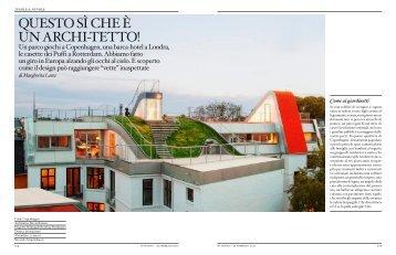 questo sì che è un archi-tetto! - David Kohn Architects