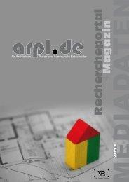 Rechercheportal Magazin + - Verlag Bruchmann