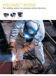 Plaq PPW PRO GB MAJ 040909.indd - Rapid Welding and Industrial ...