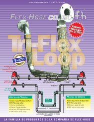 Visita Producto General - Flex-Hose Co Inc