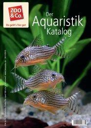 Der Aquaristik - Zoobetz.de
