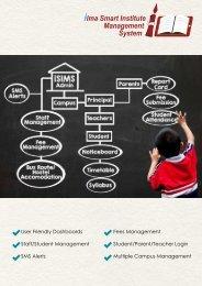 lma Smart Institute Management System