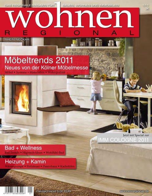 Deutschland 3,00 EUR - Wohnen  Regional Online Magazin