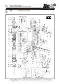 BeA-Coilnagler Typ 900 DC BeA Coil Nailer Type 900 DC Cloueur ... - Page 4