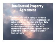 Intellectual Property Agreement - cmmap