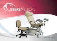 SEERS 2 Section Medicare Couch SPREAD - OrthoCanada