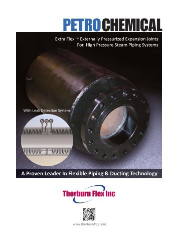 Extra Flex Expansion Joints - Thorburn Flex Inc