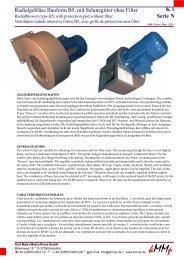 kMMp Katalog - Kurt Maier Motor-Press GmbH