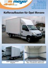 Kofferaufbau Opel Movano.pdf - WM Meyer Direkt GmbH
