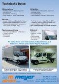 Kofferaufbau Opel Movano.pdf - WM Meyer Direkt GmbH - Seite 2