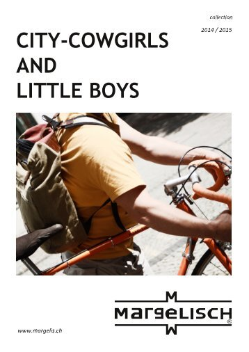CITY‐COWGIRLS AND LITTLE BOYS