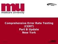 NY CERT Presentation - The New York State Urological Society