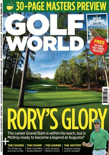 Golf World - May