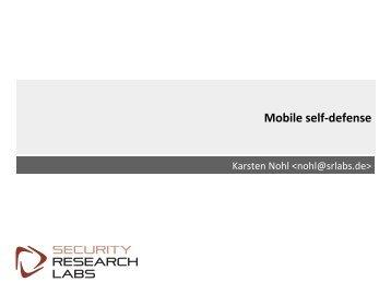 mobile-self-defence