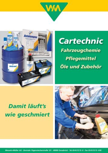Cartechnic - Wessels + Müller AG