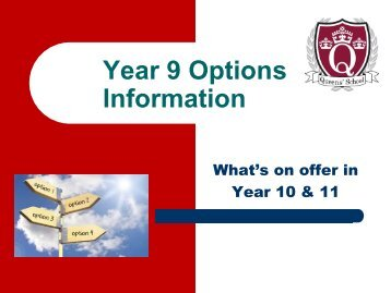 Year-9-Options-Information-2015