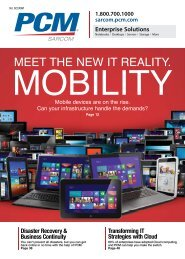 meet the new it reality. - Computer Sales & Solutions for Business