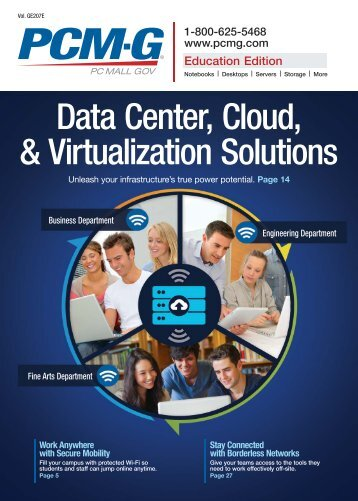 Data Center, Cloud, & Virtualization Solutions - Computer Sales ...
