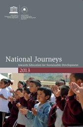 National Journeys towards Education for ... - unesdoc - Unesco
