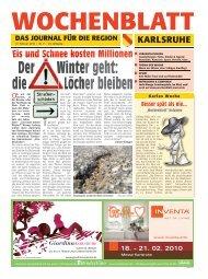 Ludwigsburger Wochenblatt