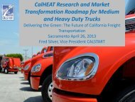 CalHEAT Research and Market Transformation Roadmap for ...