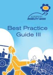 Best Practice Guide II - European Mobility Week