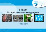 Funding opportunities under the IEE programme - European Mobility ...