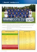 Aktuelles Stadionheft zum Spiel unserer 1. Mannschaft - Page 4
