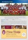 Aktuelles Stadionheft zum Spiel unserer 1. Mannschaft - Page 6