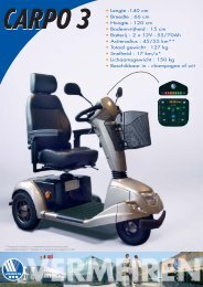 Shoprider A4 leaflet VL (Page 1)
