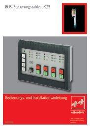Bus-Steuerungstableau 925 - D0015606.indd - Ikon