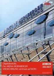 Arena Nürnberger Versicherung - Assa Abloy