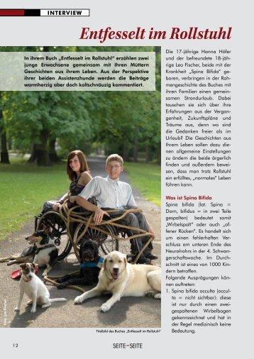 Seite an Seite 1_12 Entfesselt im Rollstuhl