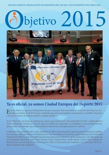 Revista Objetivo 2015