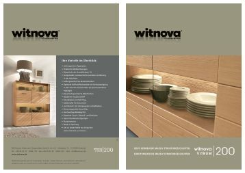 Prospekt W 200 Vitrum (3,57 MB) - Witnova