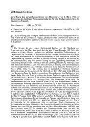 Friesach bei Graz - Holding Graz
