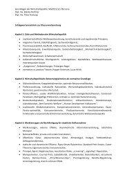 Grundlagen der Wirtschaftspolitik, WS2011/12, FSU Jena Dipl. Vw ...