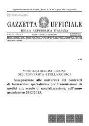 n. 197 del 23-8-2013 - Gazzetta Ufficiale