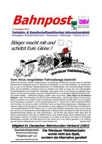 Ausgabe 04 - 2012 - Friedrich List