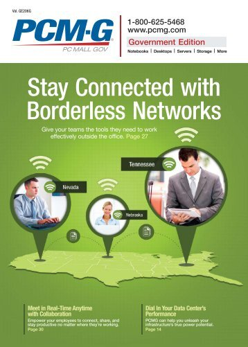 Stay Connected with Borderless Networks - Computer Sales ...