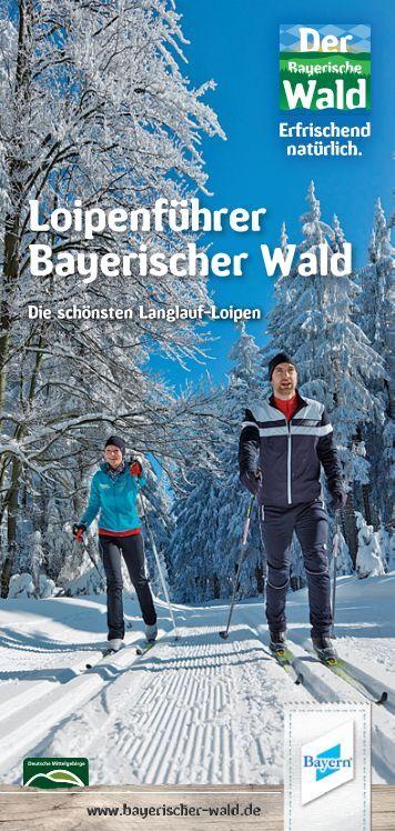 Loipenführer Bayerischer Wald